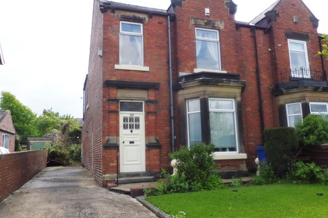 Thumbnail Semi-detached house for sale in Barnsley Road, Wombwell