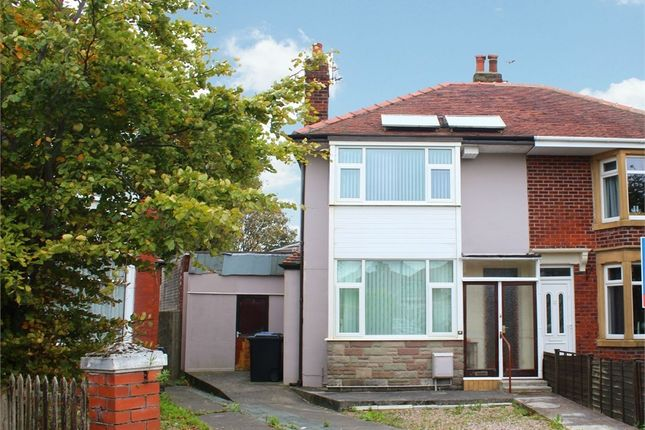 Thumbnail Semi-detached house for sale in Cypress Avenue, Thornton-Cleveleys, Lancashire