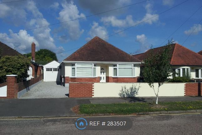 Thumbnail Bungalow to rent in Leydene Ave, Bournemouth