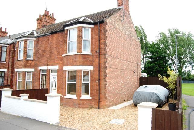 Thumbnail Semi-detached house for sale in King's Lynn, Norfolk