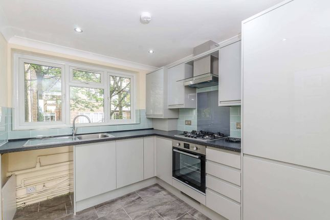 Thumbnail Flat for sale in Abbey Road, West Hampstead