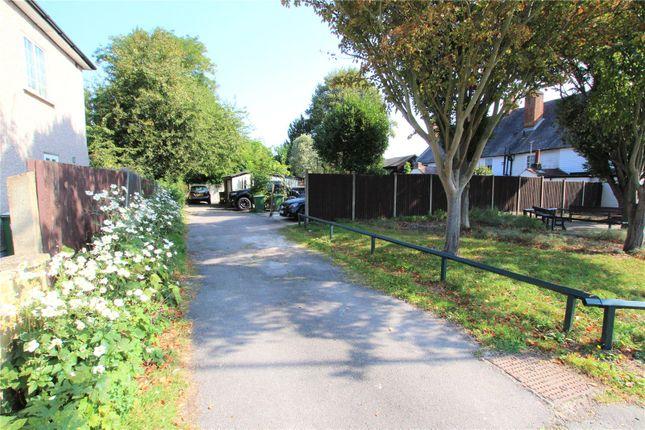 Rear Access of Rectory Lane, Sidcup, Kent DA14