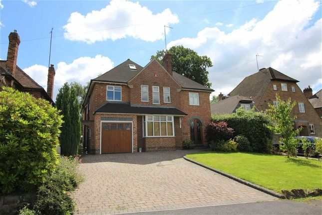 Thumbnail Detached house for sale in Evans Avenue, Allestree, Derby