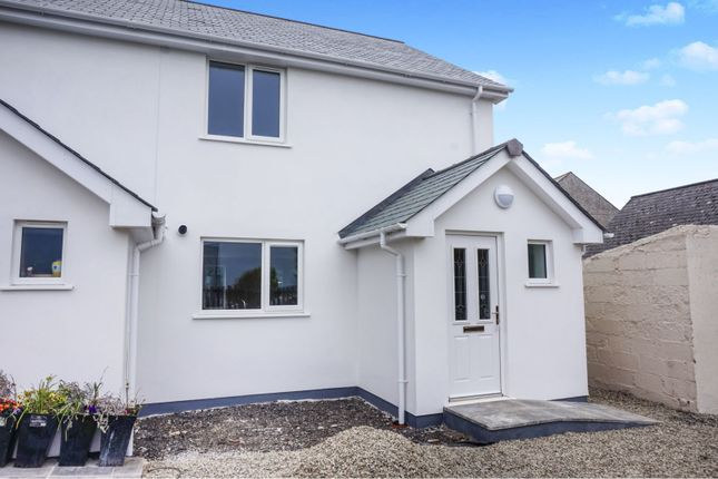 Thumbnail Semi-detached house for sale in Goverseth Road, St. Austell