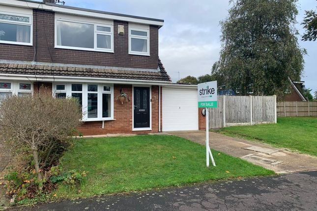 Thumbnail Semi-detached house for sale in Colmore Avenue, Spital, Wirral