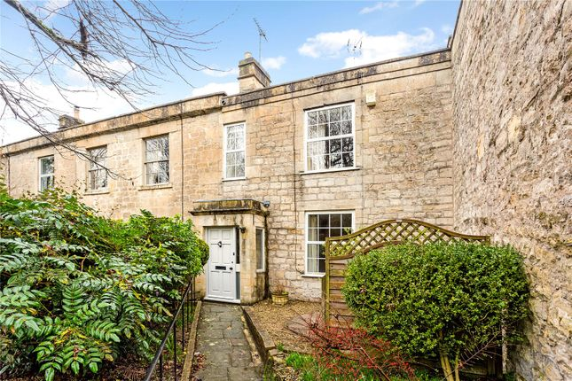 3 bed terraced house for sale in Entry Hill, Bath BA2