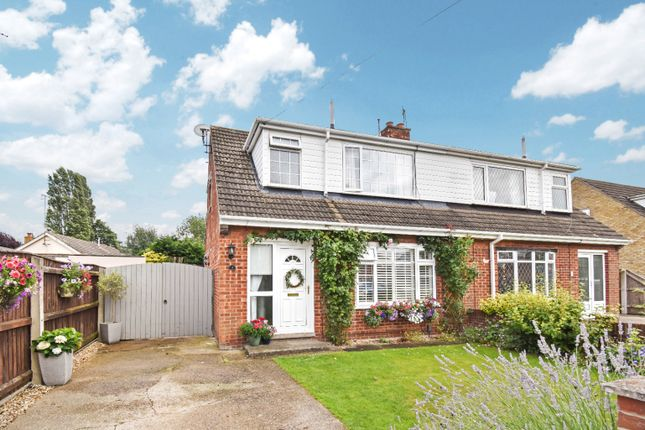 3 bed semi-detached house for sale in Swallow Drive, Healing, Grimsby DN41