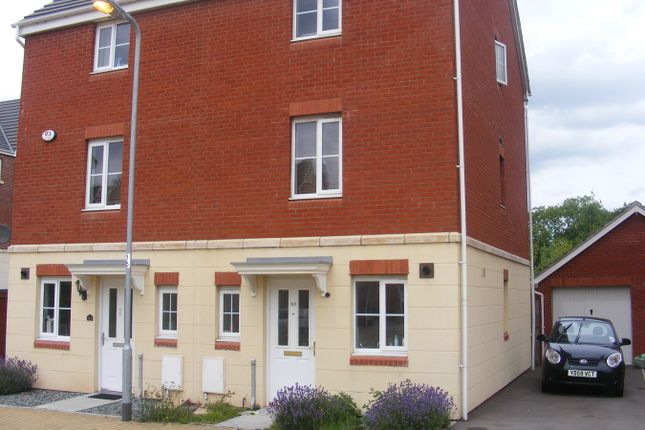 Thumbnail Semi-detached house to rent in Watkins Square (House Share), Cardiff, Cardiff