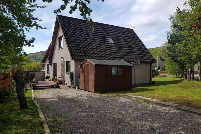 Thumbnail Detached house for sale in Strathspey Avenue, Aviemore