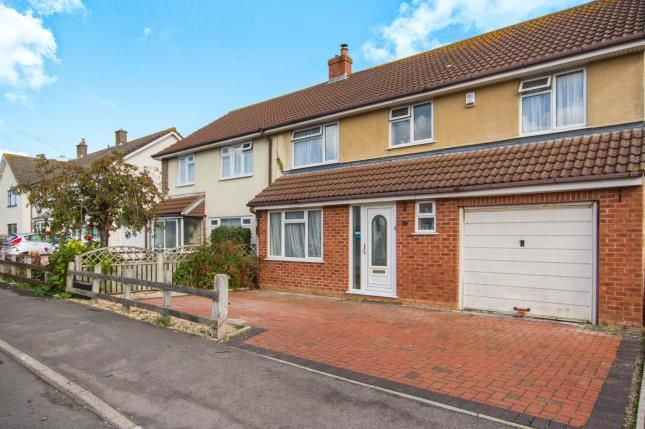 Thumbnail Semi-detached house for sale in Amberley Road, Patchway, Bristol, Gloucestershire