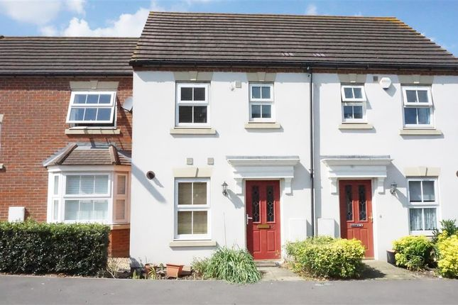 Thumbnail Terraced house to rent in Monarch Drive, Kemsley Field, Sittingbourne