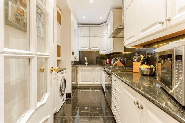 Kitchen of The Heights, Frognal, Hampstead, London NW3