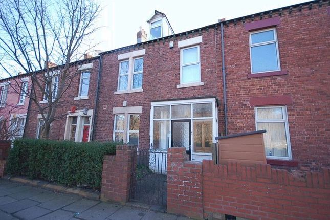 Thumbnail Flat for sale in Claremont Road, Newcastle Upon Tyne