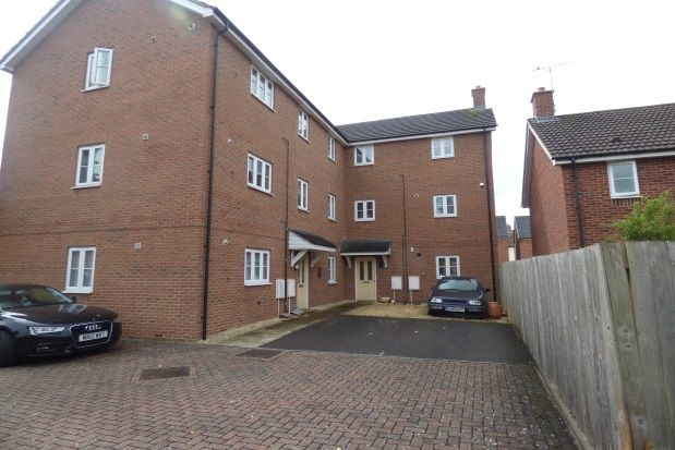 Thumbnail Flat to rent in Mount Pleasant Kingsway, Quedgeley, Gloucester
