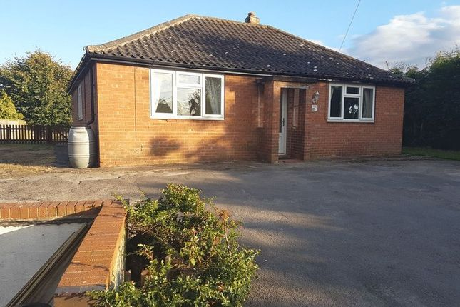 Thumbnail Detached bungalow for sale in Adderley, Market Drayton