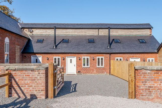 Thumbnail Barn conversion to rent in Upper Pen-Y-Gelli Farm, Kerry, Newtown