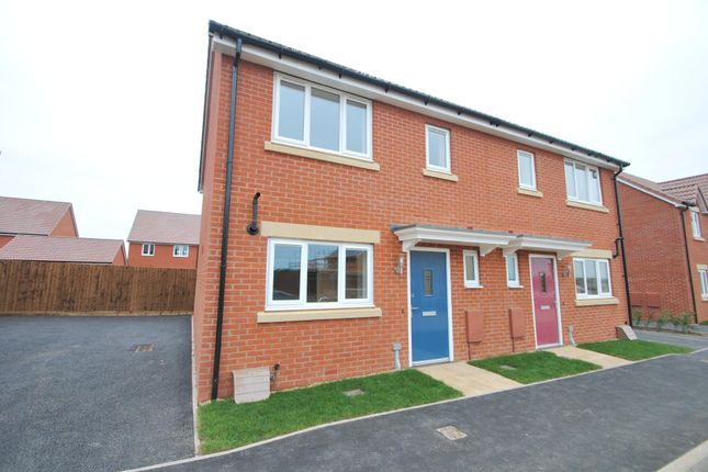 Thumbnail Semi-detached house for sale in Plot 144, Cleeve View, Bishops Cleeve.