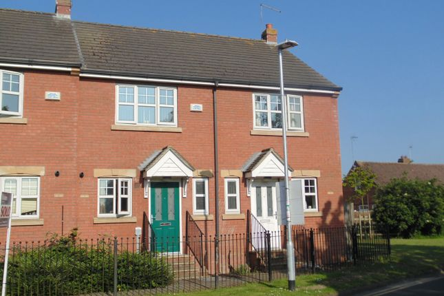 Thumbnail Terraced house to rent in Mary Carr Court, Hedon