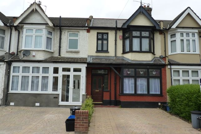 Thumbnail Terraced house to rent in Colombo Road, Ilford