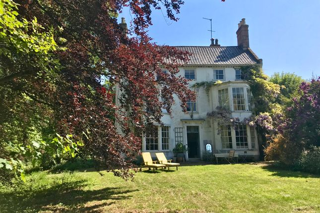 Thumbnail Detached house for sale in Syleham, Eye