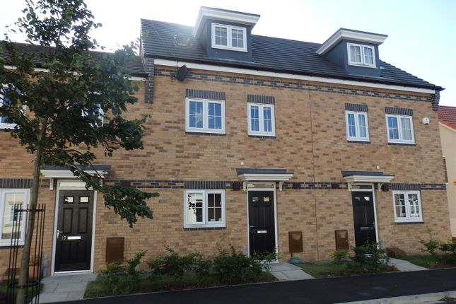 Thumbnail Town house to rent in Abbey Green, Durham Gate, Spennymoor