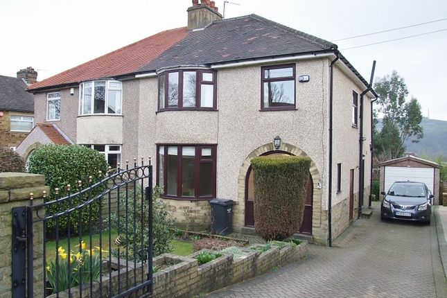 Thumbnail Property to rent in Well Head Lane, Halifax
