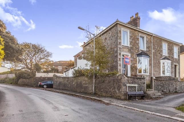 Thumbnail Semi-detached house for sale in Camborne, Cornwall, U.K.