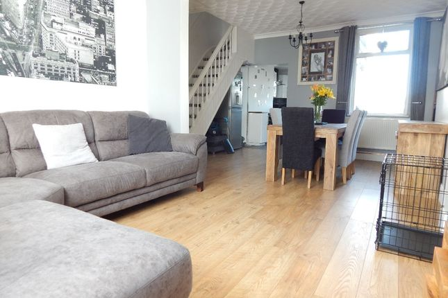 Thumbnail Terraced house for sale in Clydach Street, Brynmawr