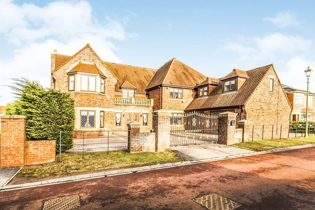Thumbnail Detached house for sale in Swainston Close, Wynyard, Billingham