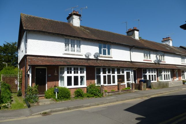Thumbnail Terraced house to rent in Popes Mead, Haslemere