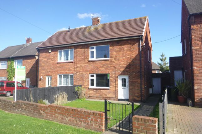 Thumbnail Property to rent in Horton Avenue, Shiremoor, Newcastle Upon Tyne