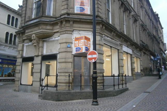 Thumbnail Retail premises to let in 39/40 Bank Street, Bradford