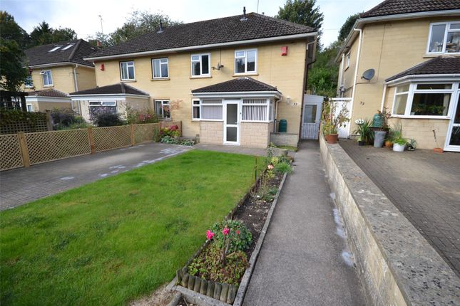 Thumbnail Property to rent in Audley Grove, Bath