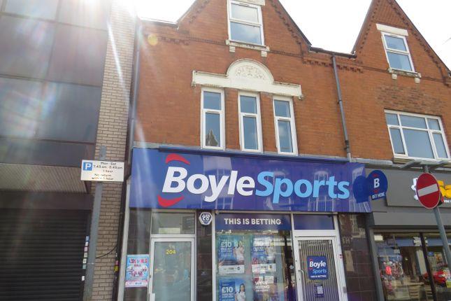 Thumbnail Flat to rent in High Street, Erdington, Birmingham