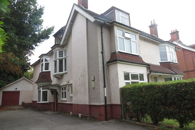 Thumbnail Flat to rent in Portchester Road, Bournemouth