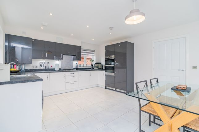 Thumbnail Detached house for sale in Kingswood Park, High Wycombe, Buckinghamshire