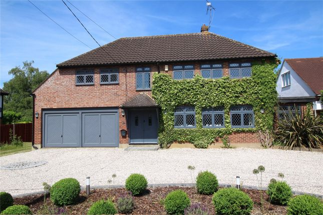Thumbnail Detached house for sale in Potash Road, Billericay, Essex