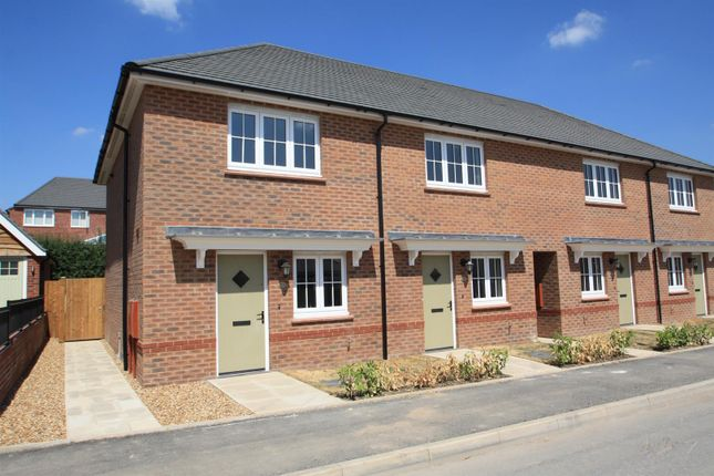 Thumbnail End terrace house for sale in 9 Todd Row, Hartford, Northwich