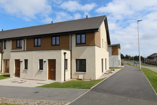 Thumbnail Terraced house for sale in Maidencraig Court, Aberdeen