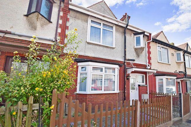 Thumbnail Terraced house for sale in St. Lukes Road, Ramsgate, Kent
