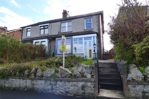 3 bed semi-detached house for sale in Park Road / Drive, Ulverston, Cumbria