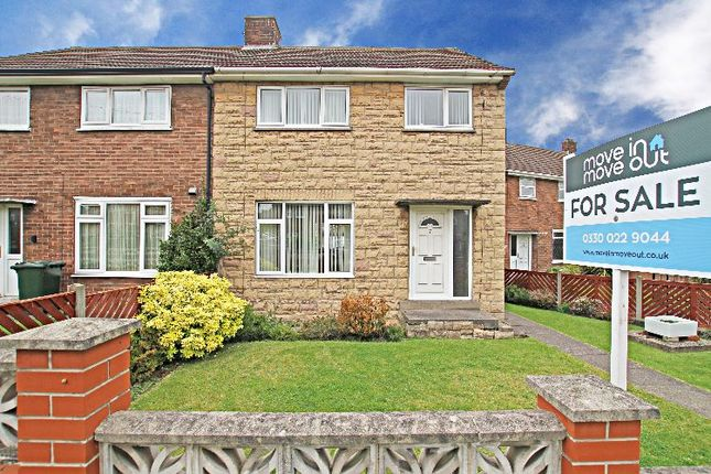 Thumbnail Semi-detached house for sale in Meadow Avenue, Rawmarsh, Rotherham