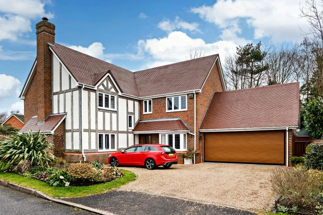 Thumbnail Detached house for sale in Pirie Close, Harbury