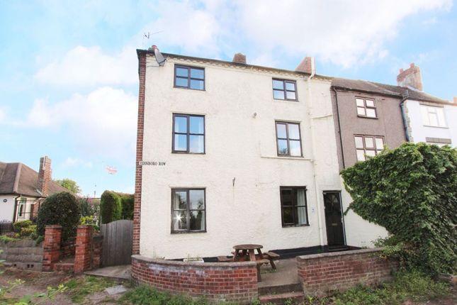 Thumbnail Terraced house for sale in Edinboro Row, Kimberley, Nottingham