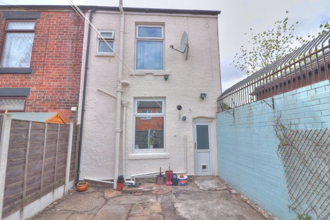 Rear Aspect of Coomassie Street, Radcliffe, Manchester M26