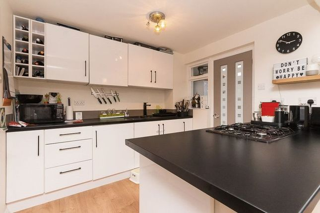 Thumbnail Terraced house for sale in Beechwood Road, Chudleigh, Newton Abbot