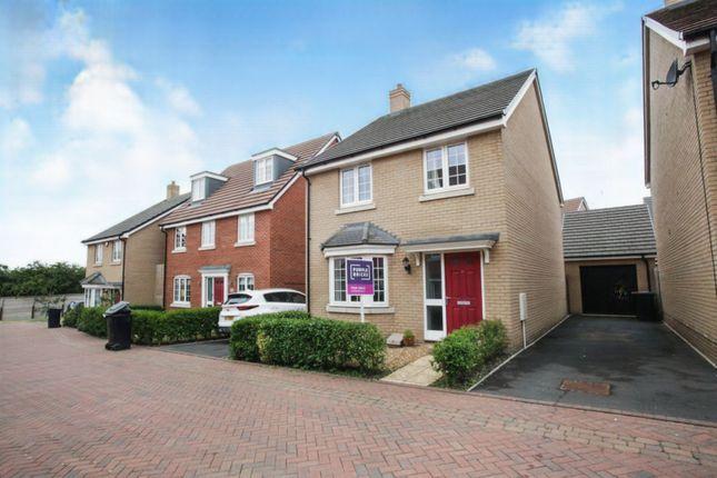 Thumbnail Detached house for sale in Veritas Grove, Leighton Buzzard