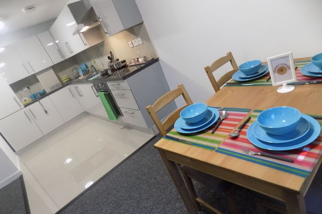 Thumbnail Shared accommodation to rent in Oakwood House, 140 Infirmary Road, Sheffield