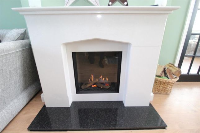 Fire Place of Gilda Crescent, Whitchurch, Bristol BS14