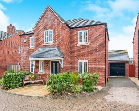 Thumbnail Detached house for sale in Charlotte Way, Peterborough, Cambs, .